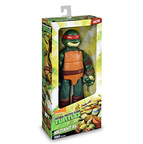 Tortugas Ninja Tmnt mutation figura básica Rafael, XL 28 cm (Giochi Preziosi TUA79000)