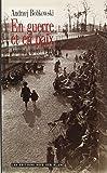 En Guerre et en Paix, journal 1940-1944