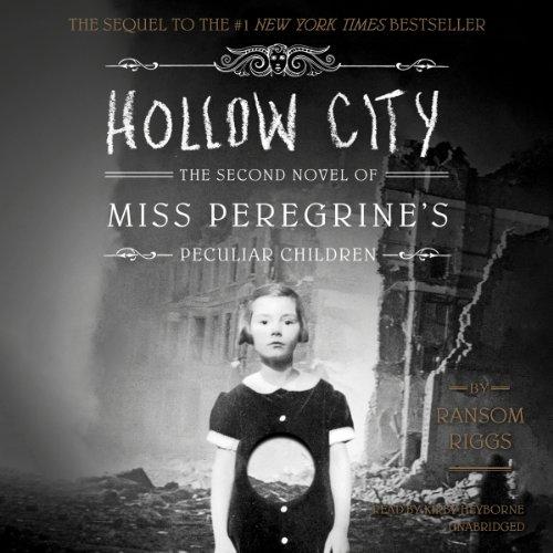 Buchseite und Rezensionen zu 'Hollow City: The Second Novel of Miss Peregrine's Peculiar Children' von Ransom Riggs