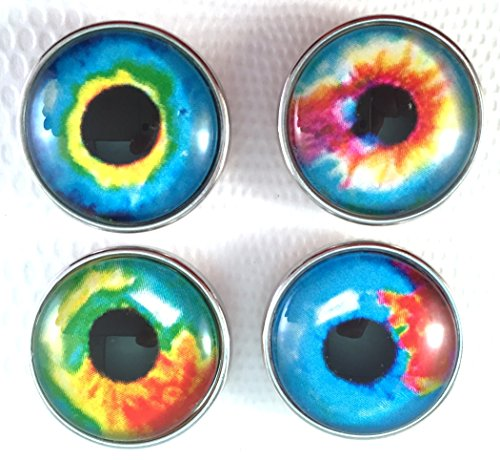 snap-on-button-snap-jewelry-snap-charms-interchangeable-colorful-black-holes-pattern-snap-noosa-styl