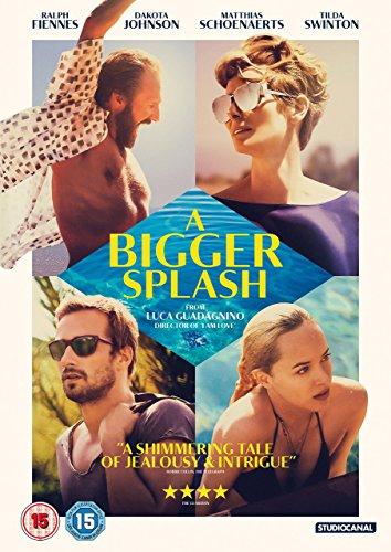 A Bigger Splash [DVD] [2016] for sale  Delivered anywhere in UK