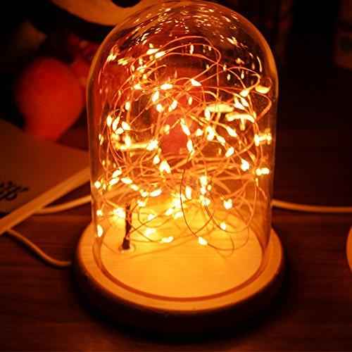 Kesierte Fuochi d'artificio lampada da tavolo in