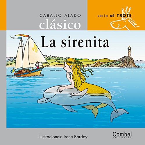 La sirenita (Caballo alado clásico) por Hans Christian Andersen
