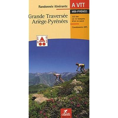 Grande traversée Ariège-Pyrénées à VTT