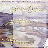 Louis Glass: Symphonies Vol. 4