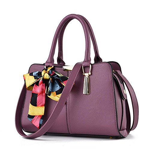 VOLSGEAT Borsa Messenger, Purple (viola) - LZN_26B2 Purple