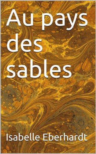 Au Pays Des Sables [Pdf/ePub] eBook