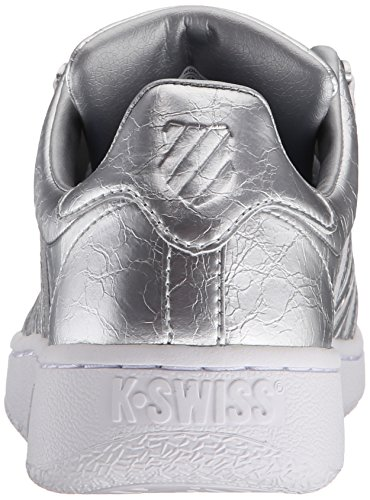 K-Swiss Classic VN Aged Foil W Schuhe Silver
