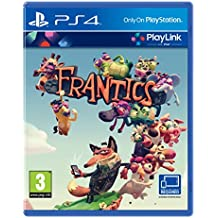Frantics - A Play Link Game (PS4)