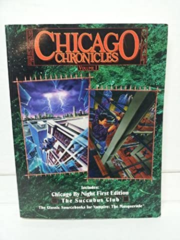 *OP Chicago Chronicles 1 (Vampire: The Masquerade Novels) (v. 1) by Steve Crow (1996-05-01)
