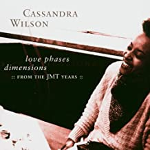 Love Phases Dimensions:from the Jmt