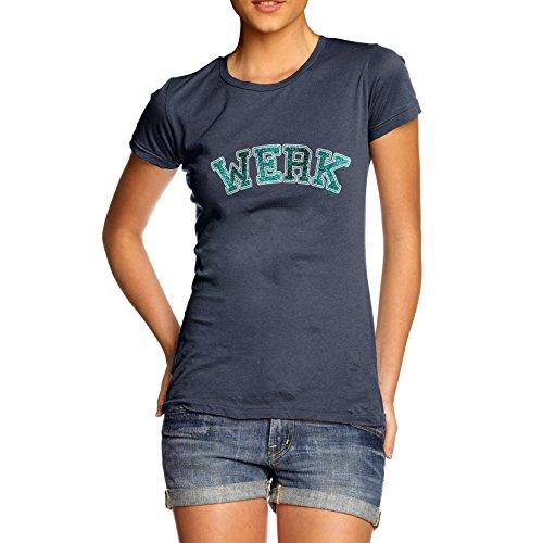 TWISTED ENVY Women's Werk T-Shirt