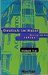 Deutsch Im Hotel - Gesprache Fuhren: Cassetten (2)