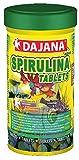 Dajana Spirulina Tablets Wels Haft Boden Tabletten Zier Fisch Futter (250 ml)