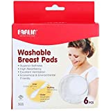 Farlin Washable Breast Pads (Pack Of 6)