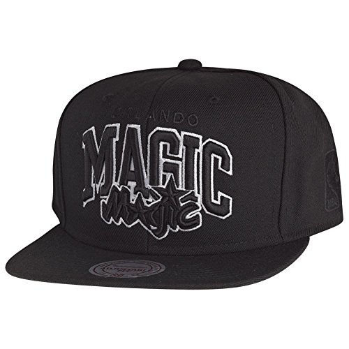 mitchell and ness TEAM ARCH BLACK COLOUR POP MAGIC noir