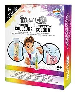 Buki France-Mini Lab-Química de los Colores, (3013)