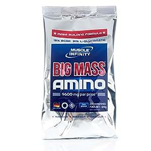 BIG MASS AMINO 200 Caps Muscle Infinity