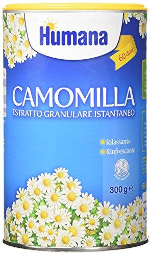 Humana Camomilla Granulare Istantanea - 1 Barattolo