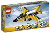LEGO Creator - 6912 - Jeu de Construction - L'Avion à Réaction