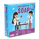 CocoMoco Kids Soap Making Kit DIY Science Activity Kit for Kids, DIY Activity