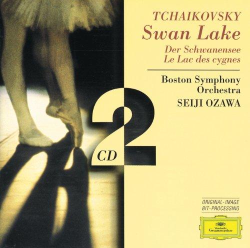 Tchaikovsky: Swan Lake Op.20 (2 CD's)