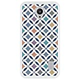 Phone Case for [Huawei Y635] design [Colorful digital wall