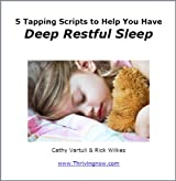 5 EFT Tapping Scripts to Help You Have Deep Restful Sleep