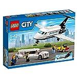 LEGO CITY SERVIZIO VIP AEROPORTUALE 60102