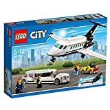 LEGO - 60102 - City - Jeu de construction  - Le Service VIP de l'Aéroport