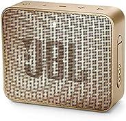 JBL GO 2 Portable Wireless Speaker - Champagne Gold, MAIN-54268