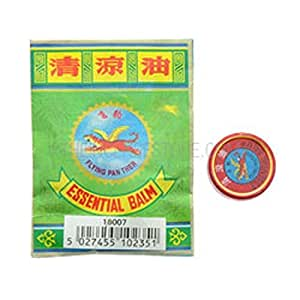 by tjing liang yu Flying panther Essential Balm 3.5g | Essential Balm tin