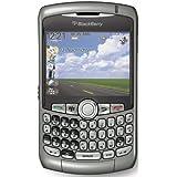 Blackberry Curve 8310 Smartphone GPS Appareil Photo Lecteur média Clavier Qwerty 64 Mo Argent
