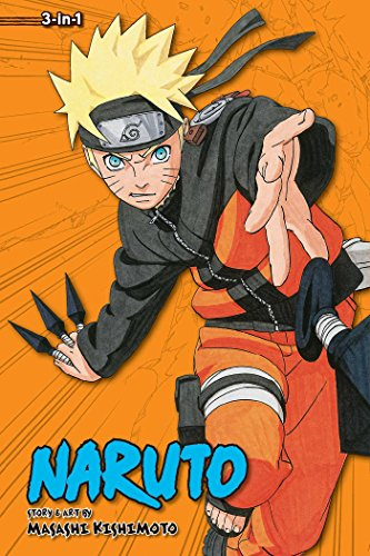 Naruto - 3-In-1 Edition 10