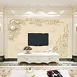 SD La carta da parati, confortevole stile urbano Casual Living Room Bedroom carta da parati in seta di fascia alta, Tela satinata/quadrato, solo lo sfondo