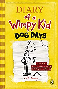 Diary of a Wimpy Kid: Dog Days (Book 4) by [Kinney, Jeff]