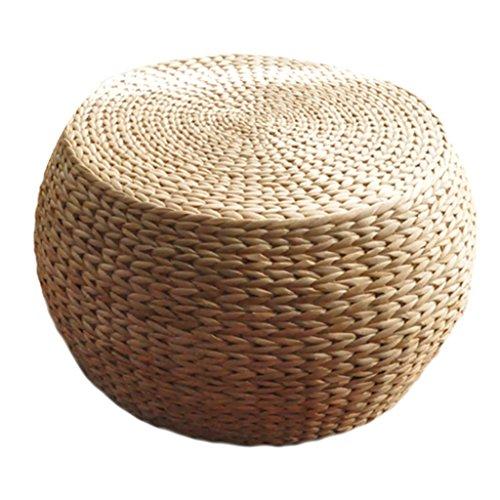 Coussins de maternité et corps Banc à Chaussures Tabouret Canapé Circulaire Facile à déplacer Tabouret Petite Table Futon Mat Facile à Nettoyer