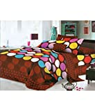 Status Polyster Bedsheet With 2 Pillow C...