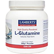 Lamberts L-Glutamine Powder, 500g