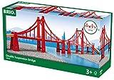 Brio 33683 - Ponte Sospeso a Due Campate