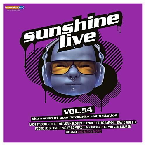 sunshine live vol. 54