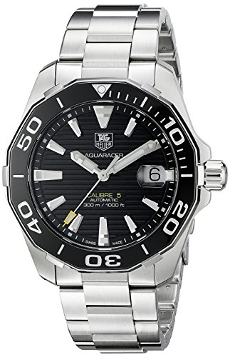 TAG Heuer Aquaracer Orologio da Polso Uomo 41mm WAY211ABA0928