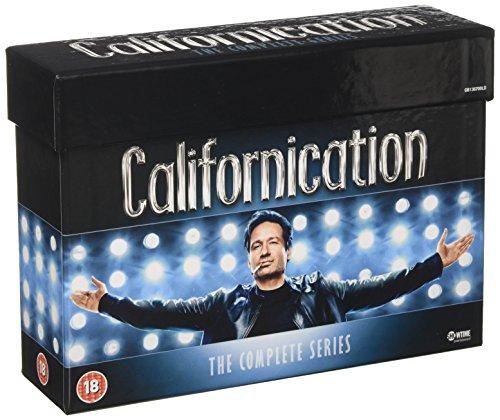 Californication: The Complete Collection (5 Dvd) [Edizione: Regno Unito] [Reino Unido]