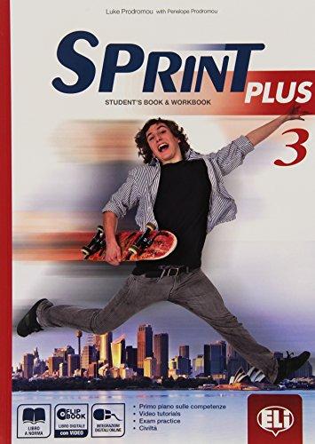 Sprint plus. Per la Scuola media. Con e-book. Con espansione online: 3