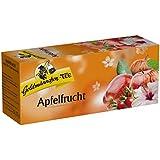 Goldmännchen Thé Pommes, Infusion à la Pomme, 25 Sachets Emballés Individuellement