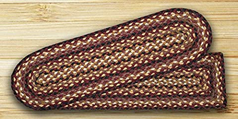 Earth Rugs 39-371 Rectangle Stair Tread, 8.25 by 27