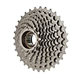 Docooler Pignon Velo Acier Fileté 9 Vitesse 13-32T Freewheel Engrenage Parts Velo