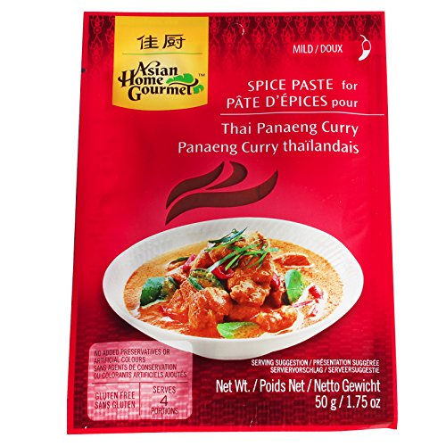 12x50g AHG Panaeng Panang Thai Currypaste