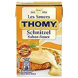 Thomy Les Sauces Schnitzel Sahne Sauce, 250 ml Combiblock, 2,5 Portionen