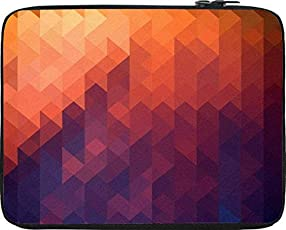 """Snoogg Digital Knowings15"""" inch to 15.5"""" inch to 15.6"""" inch Laptop netbook notebook Slipcase sleeve Soft case cover bag notebook / netbook / ultrabook carrying case for Macbook Pro Acer Asus Dell Hp Sony Toshiba"""